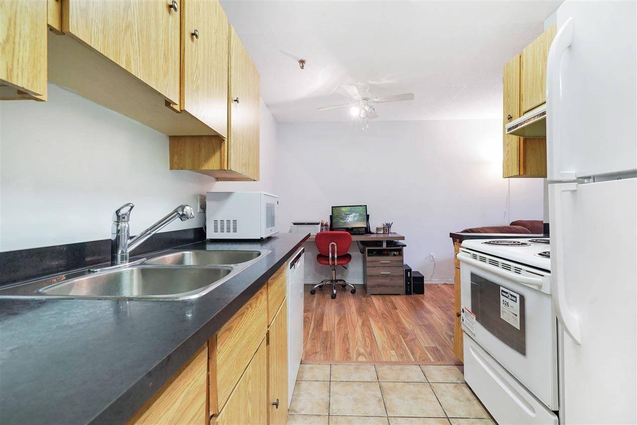 Condo for sale at 9312 104 Ave Nw Unit 109 Edmonton Alberta - MLS: E4175297