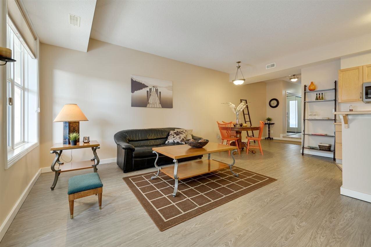 Condo for sale at 9828 112 St NW Unit 109 Edmonton Alberta - MLS: E4223838
