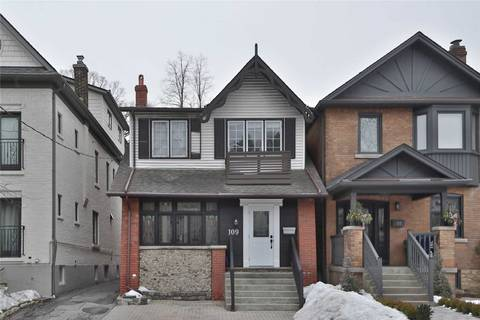 House for rent at 109 Alcina Ave Toronto Ontario - MLS: C4724449