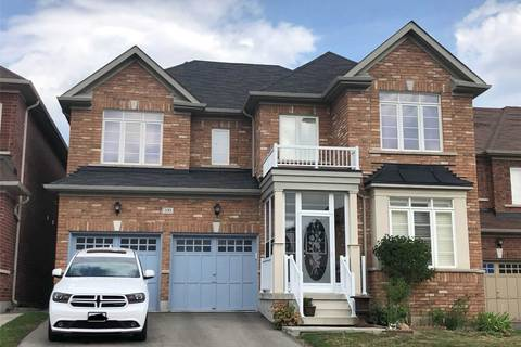 House for rent at 109 Alexander Lawrie Ave Markham Ontario - MLS: N4545819