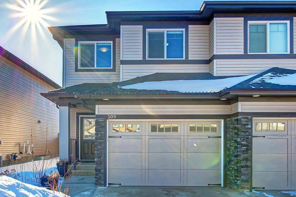 Townhouse for sale at 109 Amberley Wy Sherwood Park Alberta - MLS: E4190649