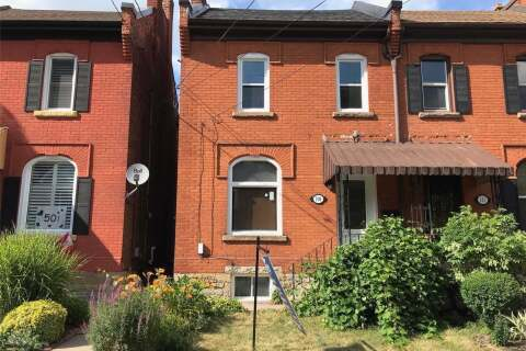 Townhouse for sale at 109 Augusta St Hamilton Ontario - MLS: X4769645