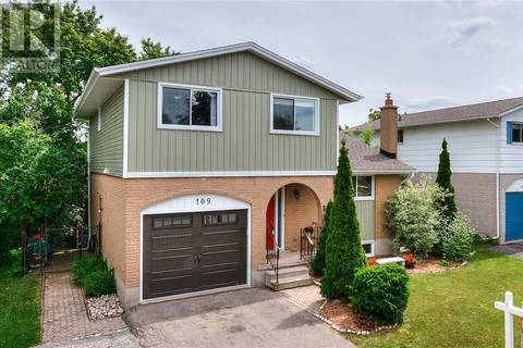 House for sale at 109 Bechtel Dr Kitchener Ontario - MLS: 30745799