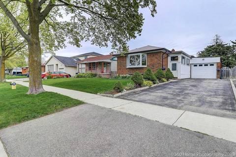 House for sale at 109 Brampton Rd Toronto Ontario - MLS: W4458388