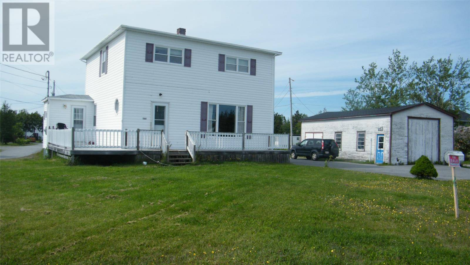 House for sale at 109 Brook St Stephenville Crossing Newfoundland - MLS: 1199236