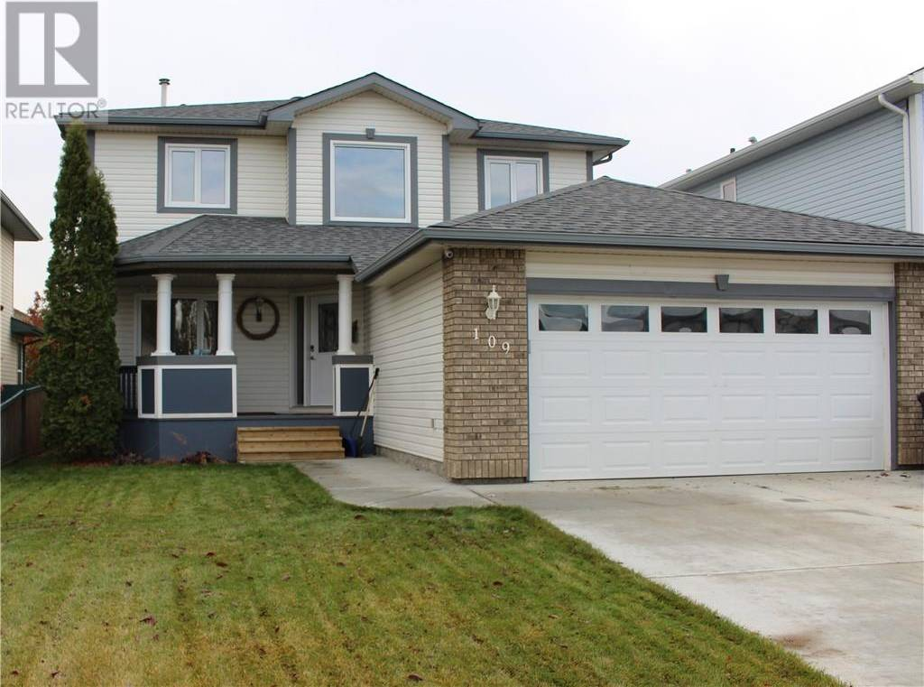 House for sale at 109 Bussieres Dr Fort Mcmurray Alberta - MLS: fm0181294