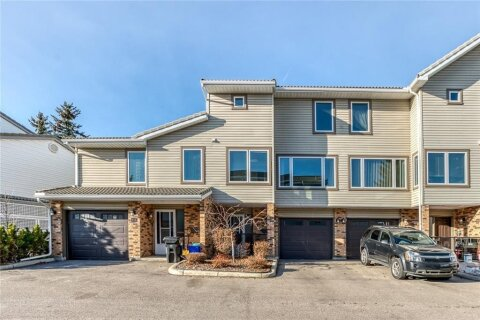 Townhouse for sale at 109 Coachway  SW Calgary Alberta - MLS: C4276217