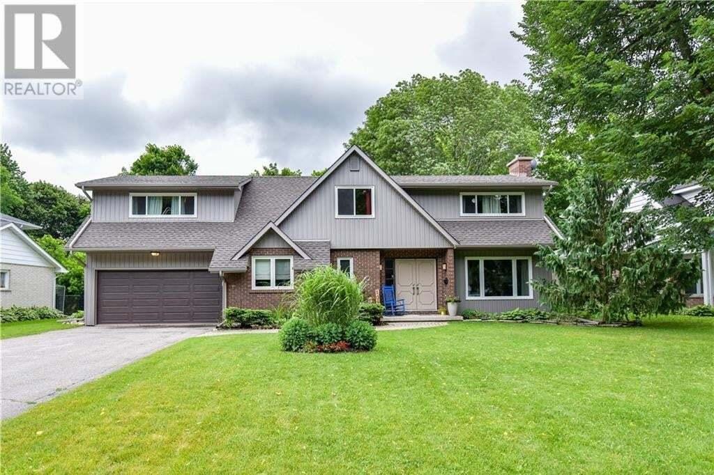 House for sale at 109 Collegiate Dr Orillia Ontario - MLS: 268300
