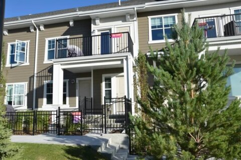 Townhouse for sale at 109 Cranbrook Wk SE Calgary Alberta - MLS: A1029231