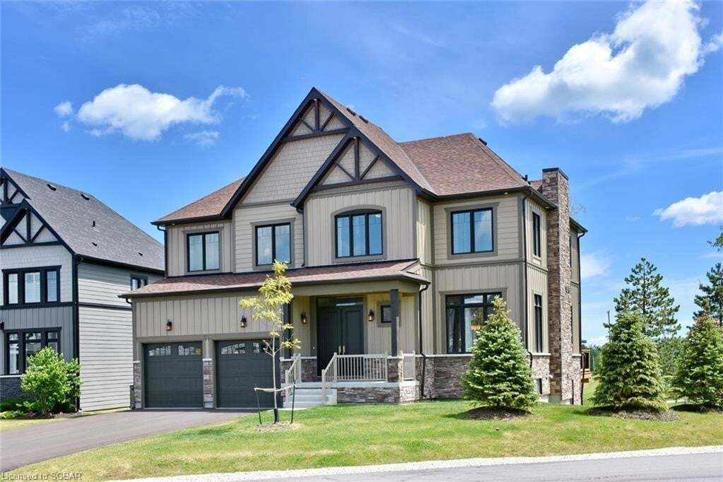 House for sale at 109 Crestview Ct The Blue Mountains Ontario - MLS: 270936