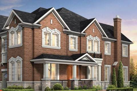 Townhouse for sale at 109 Drizzel Ave Richmond Hill Ontario - MLS: N4576524