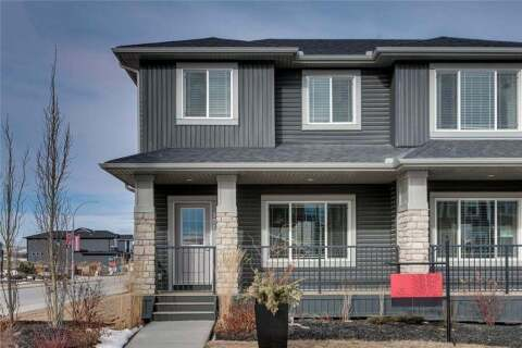 Townhouse for sale at 109 Evanston Hl NW Calgary Alberta - MLS: C4293266