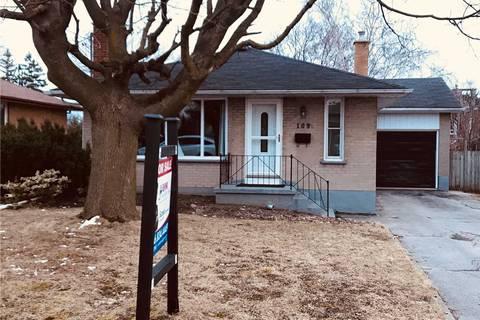 House for sale at 109 Ferguson St Whitby Ontario - MLS: E4399916