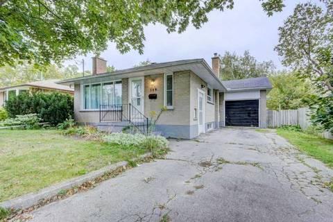 House for sale at 109 Ferguson St Whitby Ontario - MLS: E4598855