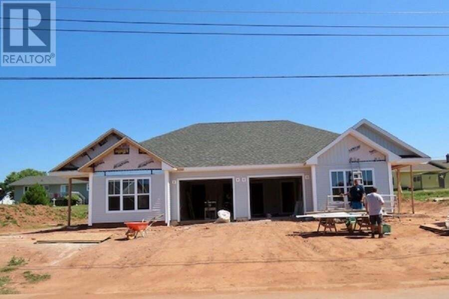 Townhouse for sale at 109 Gamble Ave Summerside Prince Edward Island - MLS: 202015775