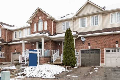 Townhouse for sale at 109 Gollins Dr Milton Ontario - MLS: W4648687