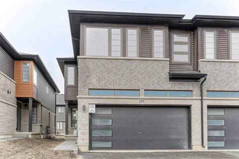 Townhouse for sale at 109 Greenwich Ave Hamilton Ontario - MLS: X4720569