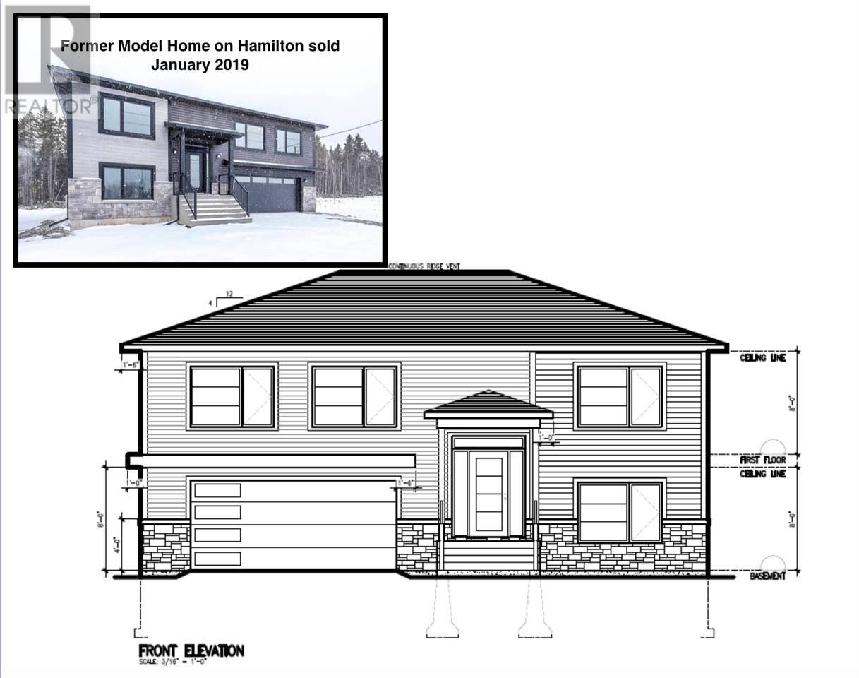 House for sale at 109 Hamilton Dr Middle Sackville Nova Scotia - MLS: 202006862