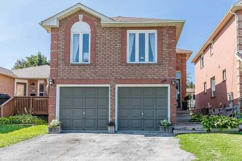 House for sale at 109 Hudson Cres Bradford West Gwillimbury Ontario - MLS: N4869632