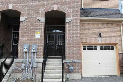 Townhouse for sale at 109 Knott End Cres Newmarket Ontario - MLS: N4405547