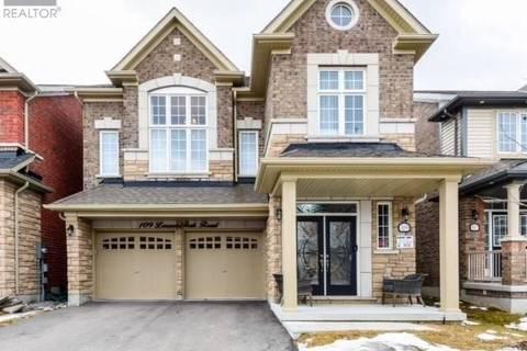 House for sale at 109 Larson Peak Rd Caledon Ontario - MLS: W4404620