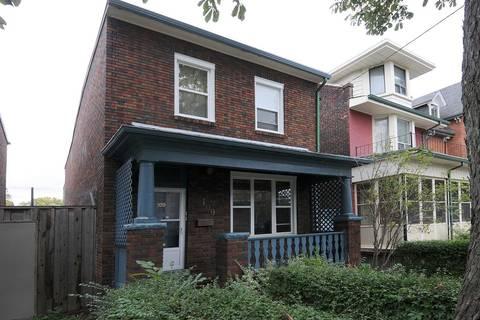 House for rent at 109 Lippincott St Toronto Ontario - MLS: C4545795