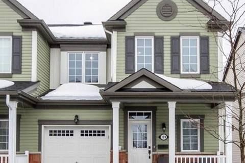 Townhouse for rent at 109 Maestro Ave Ottawa Ontario - MLS: 1159631