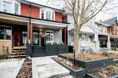 Townhouse for sale at 109 Maria St Toronto Ontario - MLS: W4669018