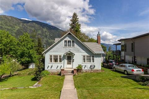 House for sale at 109 Morgan St Nelson British Columbia - MLS: 2437697