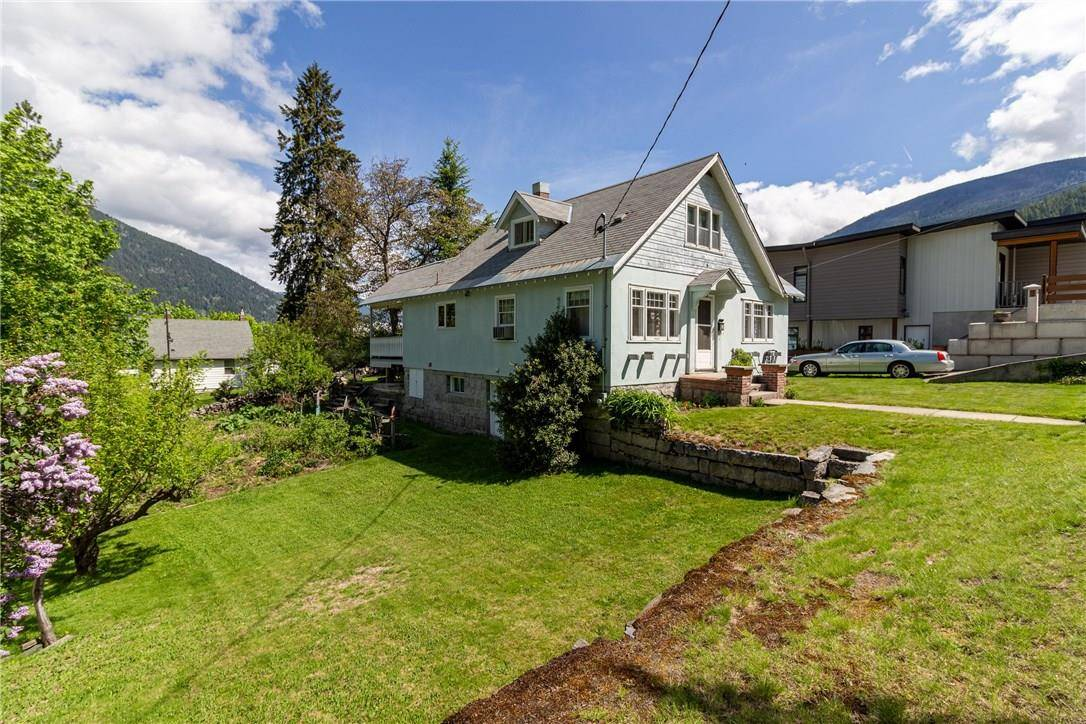 House for sale at 109 Morgan St Nelson British Columbia - MLS: 2438708