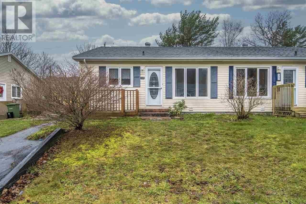 House for sale at 109 Nictaux Dr Lower Sackville Nova Scotia - MLS: 202024769