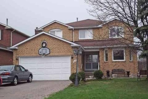 House for rent at 109 Oakdale Rd Vaughan Ontario - MLS: N4574838