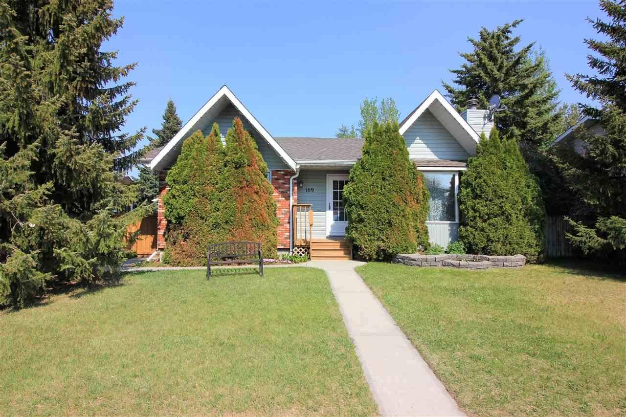 House for sale at 109 Pine Dr Wetaskiwin Alberta - MLS: E4176985