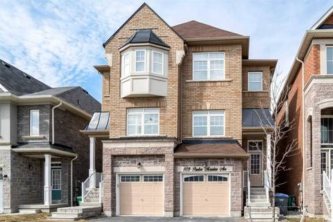 Townhouse for sale at 109 Preston Meadow Ave Mississauga Ontario - MLS: W4748890