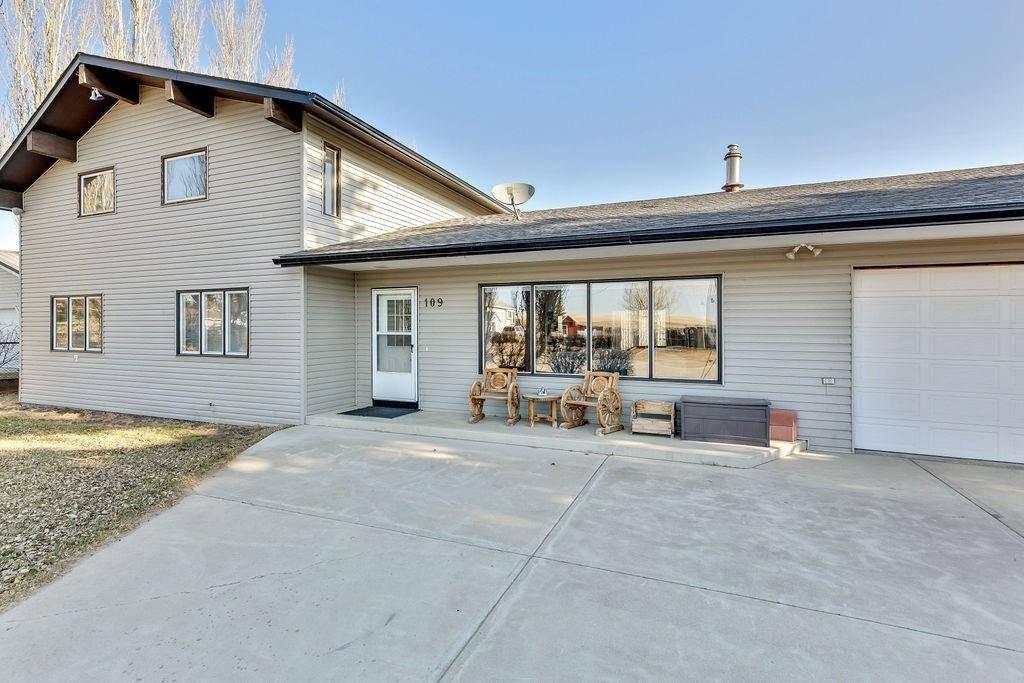 House for sale at 109 Railway Ave Arrowwood Alberta - MLS: C4237199