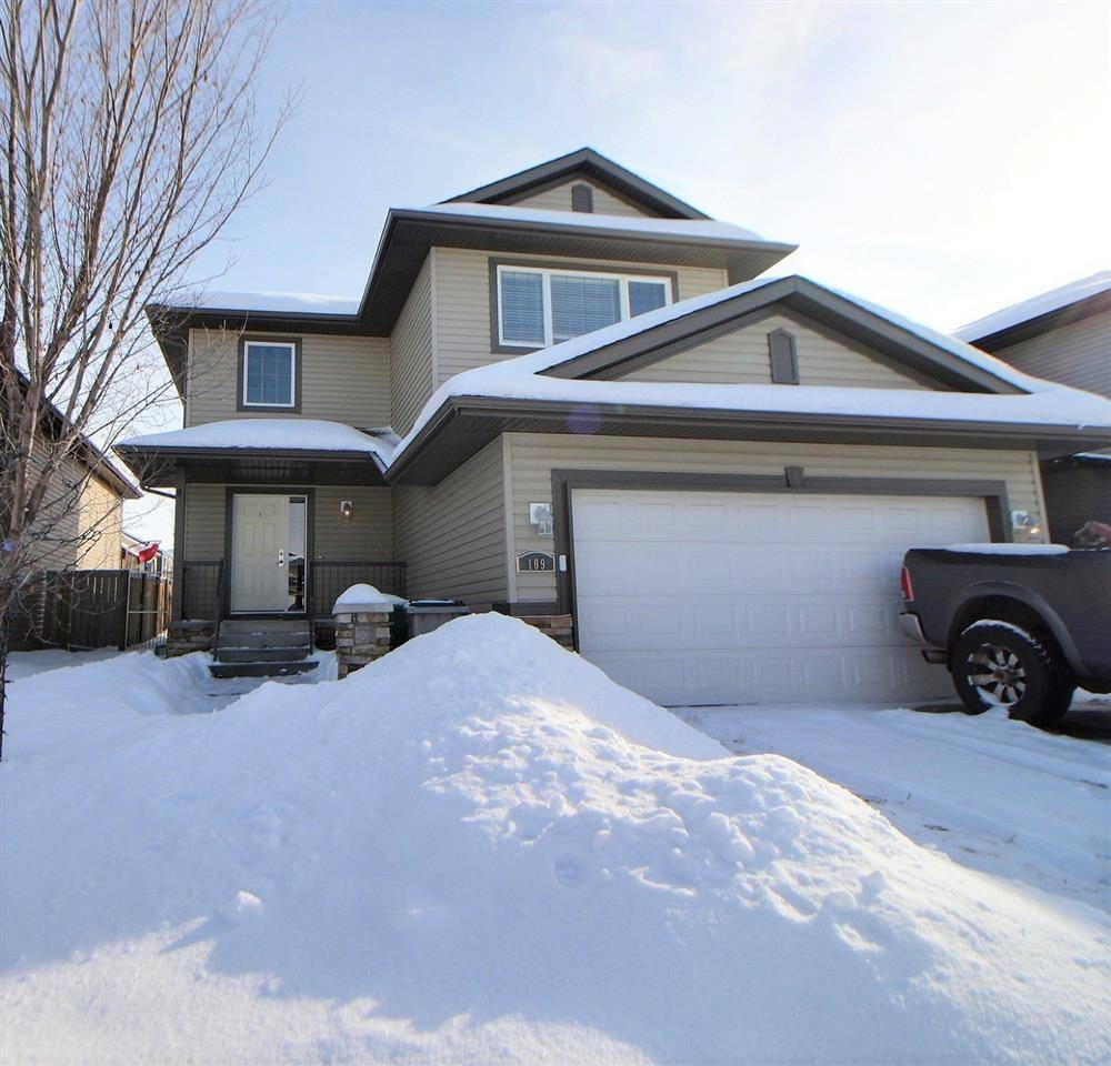 House for sale at 109 Rideau Cres Beaumont Alberta - MLS: E4188164