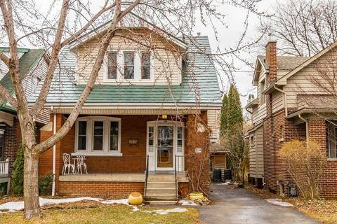 House for sale at 109 Rothsay Ave Hamilton Ontario - MLS: X4386928