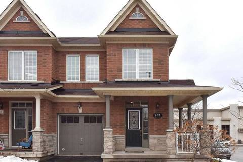 Townhouse for sale at 109 Royal Vista Rd Brampton Ontario - MLS: W4702842