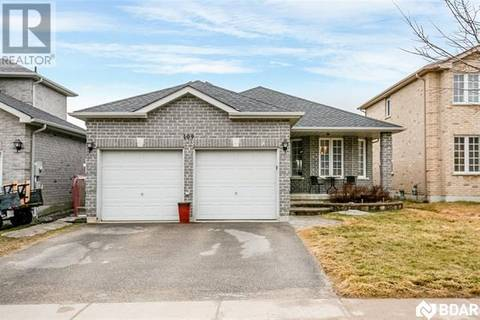 House for sale at 109 Ruffet Dr Barrie Ontario - MLS: 30726108