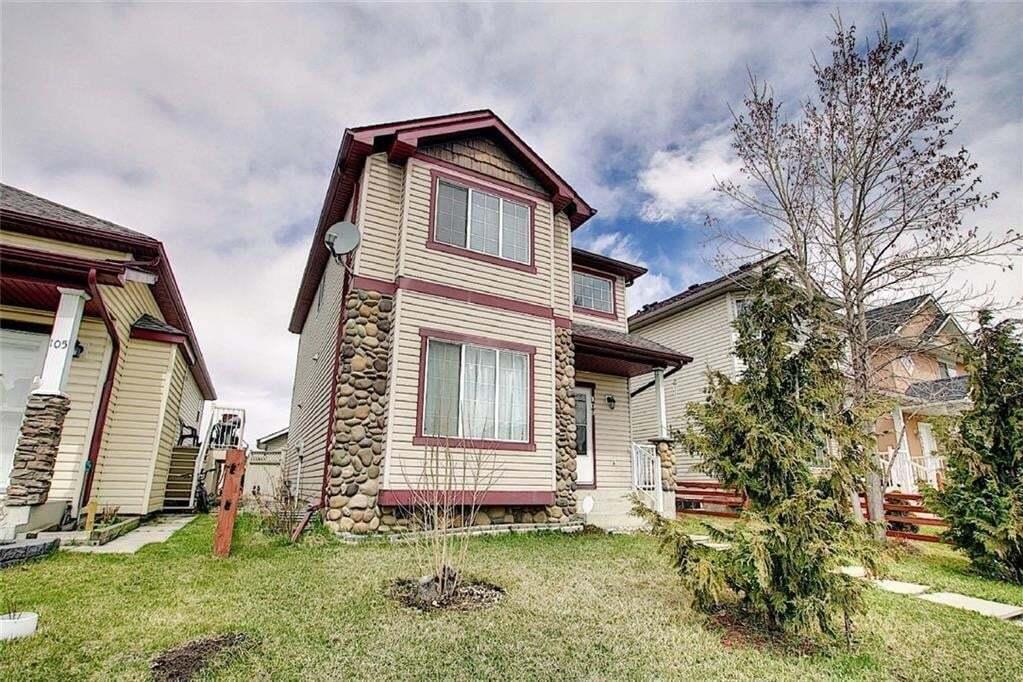 House for sale at 109 Saddlemont Bv NE Saddle Ridge, Calgary Alberta - MLS: C4297491