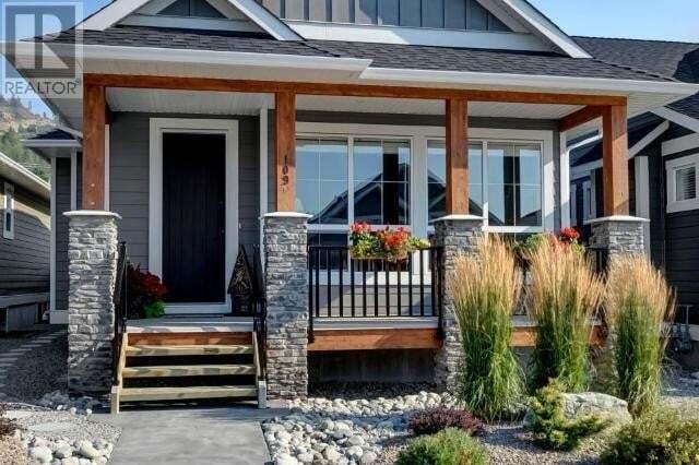 House for sale at 109 Sendero Cres Penticton British Columbia - MLS: 185789