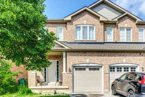 Townhouse for sale at 109 Sewells Ln Brampton Ontario - MLS: W4521664