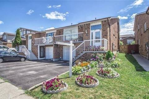 Townhouse for rent at 109 Simmons Dr Unit Main Brampton Ontario - MLS: W4685192
