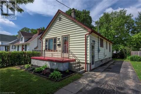 House for sale at 109 St Julien St London Ontario - MLS: 208283