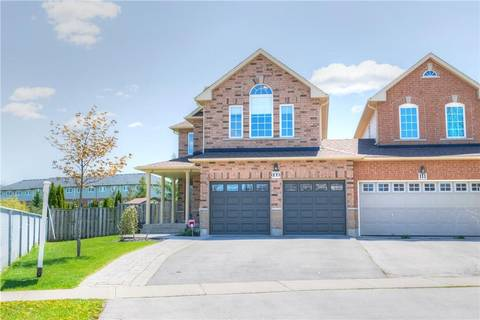 Townhouse for sale at 109 Thoroughbred Blvd Ancaster Ontario - MLS: H4053331
