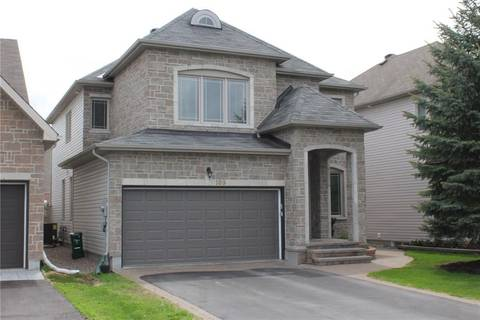 House for sale at 109 Trail Side Circ Ottawa Ontario - MLS: 1146693