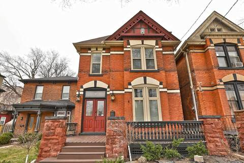 House for sale at 109 Victoria Ave Hamilton Ontario - MLS: X4421585