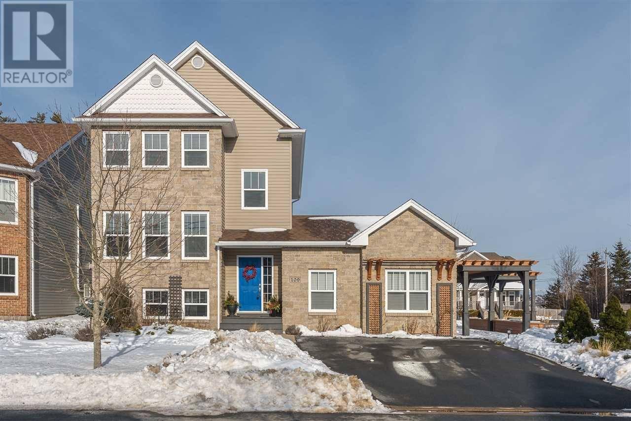 House for sale at 109 Viridian Dr Dartmouth Nova Scotia - MLS: 202001430