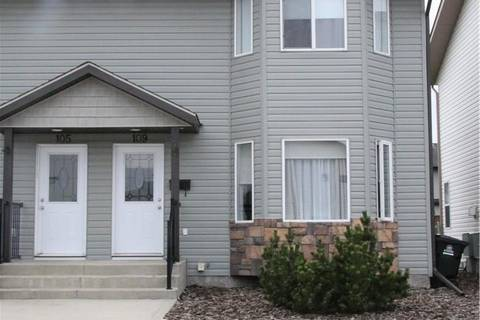 Townhouse for sale at 109 Winston Pl Blackfalds Alberta - MLS: ca0166241