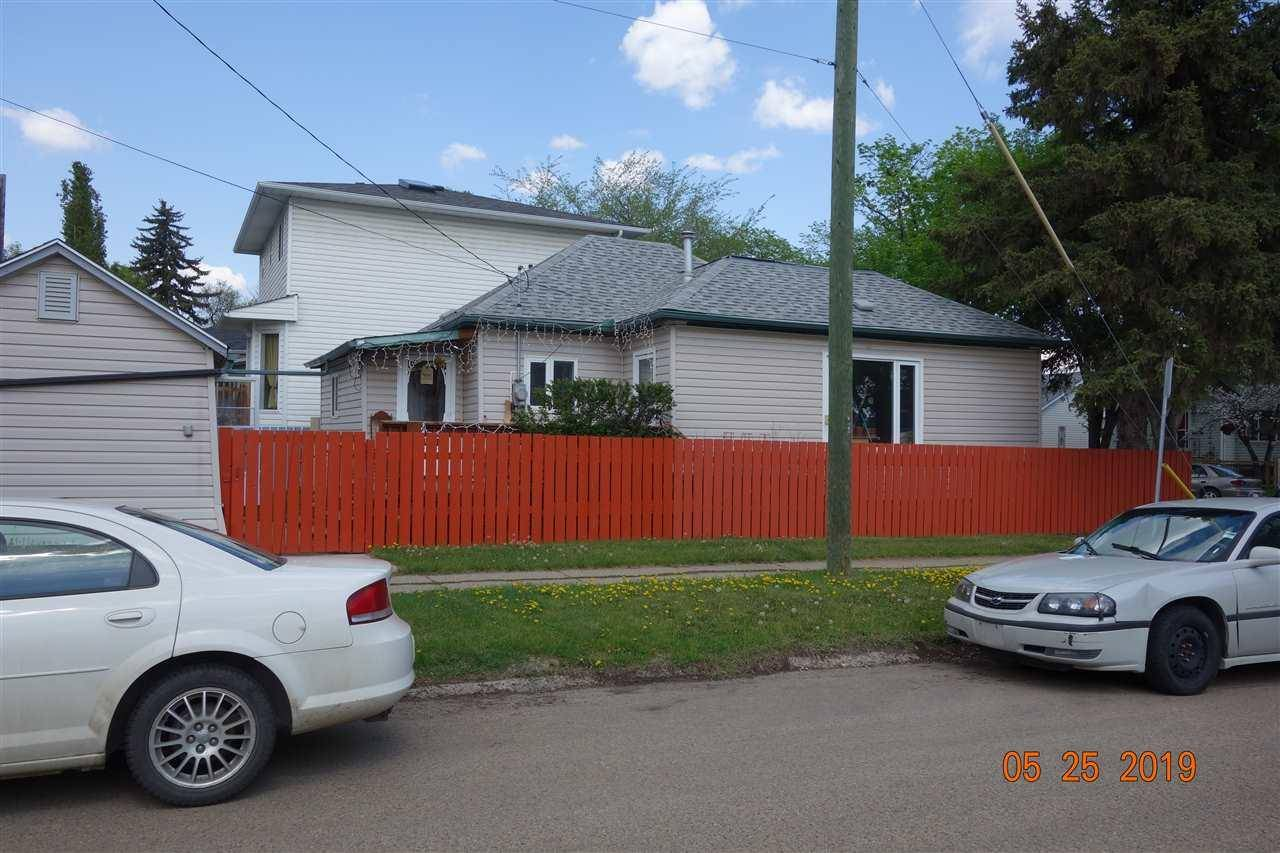 House for sale at 10902 92 St Nw Edmonton Alberta - MLS: E4158954